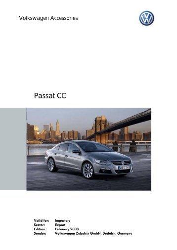 Passat CC - Volkswagen New Zealand