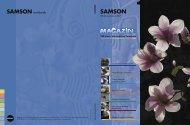Innovación - Samson AG Mess