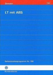 158 LT mit ABS - VolksPage.Net