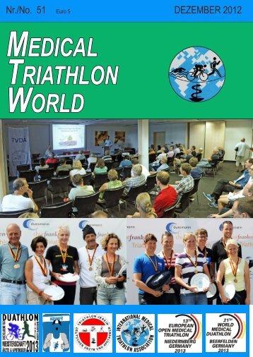 medical triathlon world - International Medical Triathlon Association