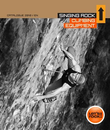 CLIMBING 2010 catalogue - Singing Rock