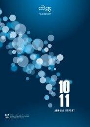 CO2CRC Annual Report 2010-2011 (PDF 3.9MB)
