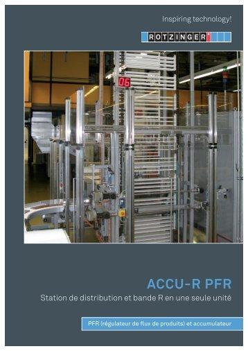 ACCU-R PFR, PDF 2.0 MB - Rotzinger