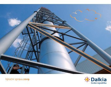 Výroční zpráva 2009 - Dalkia Česká republika, a.s.
