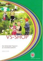 VS-Shop-Katalog 2008/2009 komplett als PDF - Volkssolidarität ...