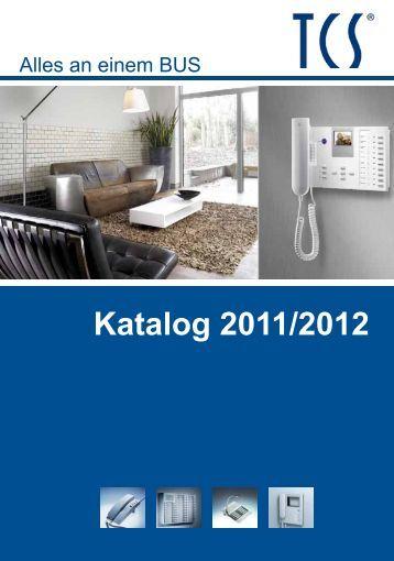 Katalog 2011/2012 - TCS