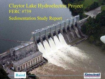 Baird - Claytor Hydro
