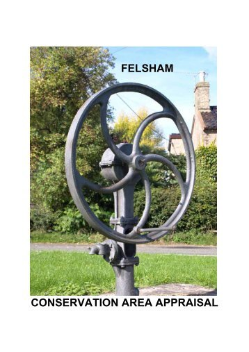 Felsham - Mid Suffolk District Council
