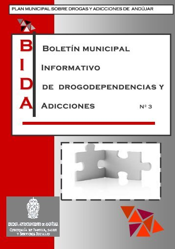 B Boletín municipal I Informativo D de drogodependencias y A ...
