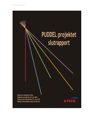 PUDDEL-slutrapport - Energinet.dk