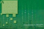 Environmental Contamination: An Analysis of the DC Matrix