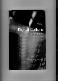 Charlie Gere: Digital Resistances