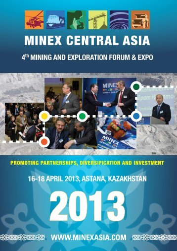 MINEX CENTRAL ASIA - Euromines