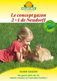 Guide Gazon - Neudorff