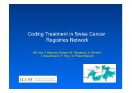 PDF / 240 KB Coding Treatment in Swiss Cancer Registries Network ...