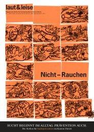 Nr.1: Nicht - Rauchen - Suchtprävention im Kanton Zürich