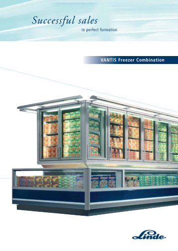 VANTIS Freezer Combination - Carrier Refrigeration Norway AS