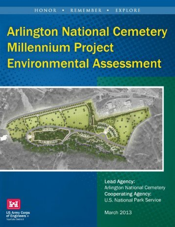 Appendix F Comments to Draft EA - Norfolk District - U.S. Army