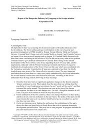 Download pdf | 27,5 KB - Cold War History Research Center