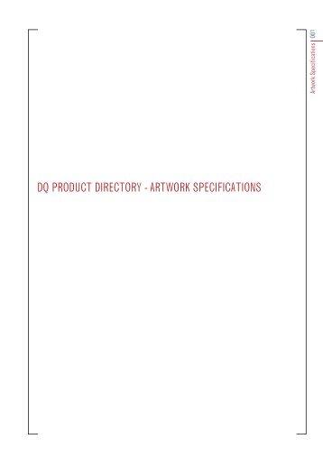 Directory layout spec - Queenstown