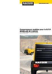 mobilair - Kaeser Kompressoren