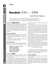 c s Rundele #41 - #50 - GInfo