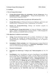 1 Vorlesung Zwangsvollstreckungsrecht PD Dr ... - Dr. Klaus Richter