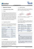 Product Information Sheet - Biontex Laboratories - Seite 3