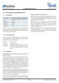 Product Information Sheet - Biontex Laboratories - Seite 4