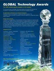 GLOBAL Technology Awards - BluOcean.AdMedia