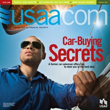 Winter 2007 USAA.com Magazine