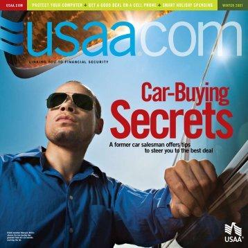 Winter 2007 USAA.com Magazine