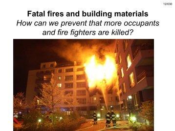 insulation - BrandweerKennisNet