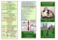 calendario generale 2010-11.pdf - Collegio San Giuseppe - Istituto ...