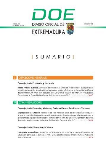 disposiciones generales i otras resoluciones iii - Diario Oficial de ...