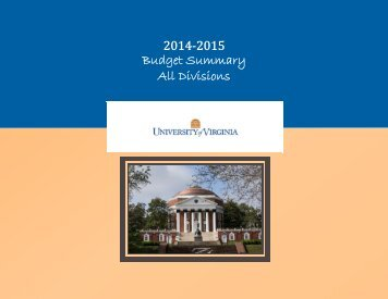 Budget Summary - 2014-15 Final for BOV_V2