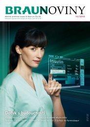 10 / 2010 (PDF, 4 MB) - Braunoviny - B. Braun Medical sro