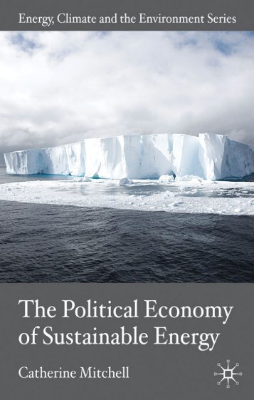 The_Political_Economy_of_Sustainable_Energy