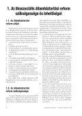Az államháztartás ökoszociális reformja: javaslatok a 2006. évre - Page 6