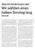 ANGERICHTET - Stadtgespräche Rostock - Page 7