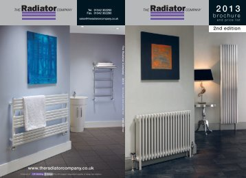 Download PDF - The Radiator Company