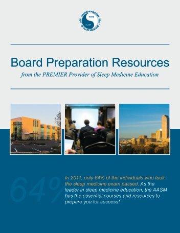 Brochure - American Academy of Sleep Medicine