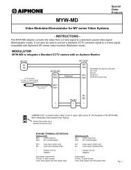 myw-md instructions pdf - wedophones com wedophones  2000 electrical  troubleshooting