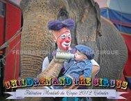 Preview Americas version in pdf - Fédération Mondiale du Cirque ...