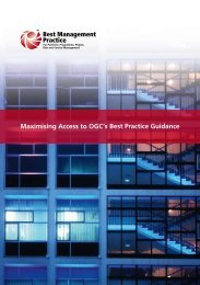 'Maximising Access to OGC's Best Practice Guidance: Online ...