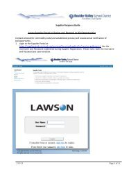 Supplier Response Guide Access Supplier Portal to Review and ...