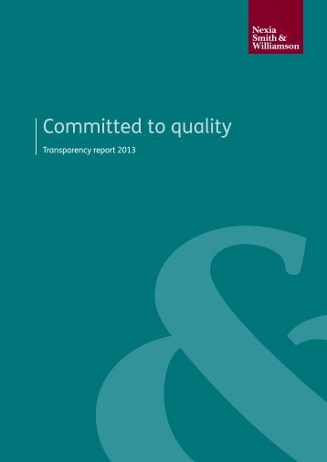 to download and view a PDF of the Nexia Smith - Smith & Williamson