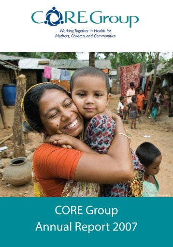CORE Group Annual Report 2007