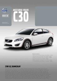 Akcesoria C30 - Volvo