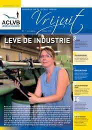 Vrijuit, editie oktober 2012 - Aclvb